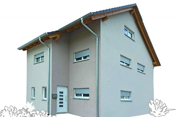 Doppelhaushälfte 114